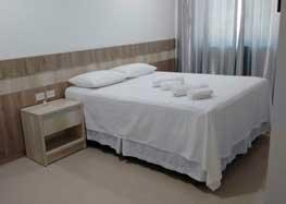 Quarto Casal - Master Hotel