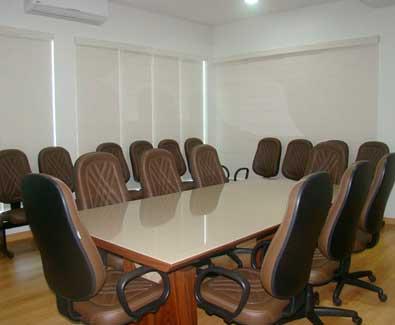 Master Hotel Sala de Reunião