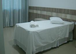 Quarto Solteiro - Master Hotel