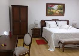 Suite Luxo - Master Hotel